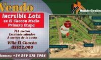 Vendemos Increíble lote en El Chocón Medio US$22.000